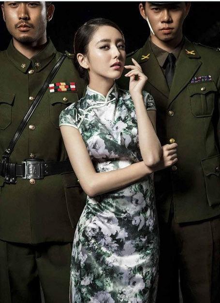 新疆美女佟丽娅的气质真的是没话说